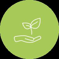 Symbol Ökologie