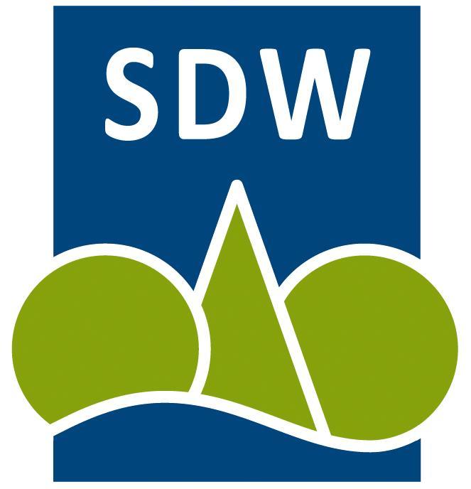 Logo SDW BW