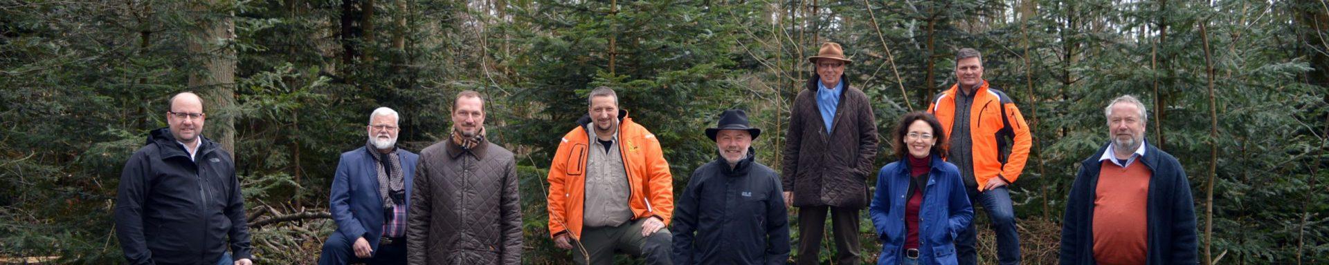 Mitglieder Landeswaldverband